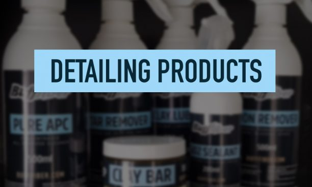 Detailing Products